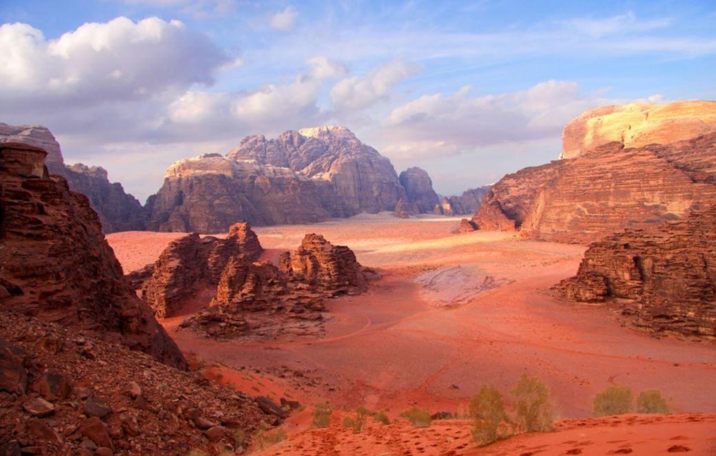 Екскурзия в Йордания - 1 нощувка в пустинята Wadi Rum + 1 нощувка в Петра + 2 нощувки в Акаба
